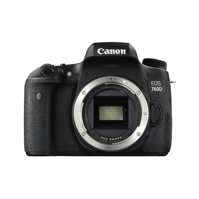 EOS 760D Product Image 23 Canon EOS 760D body