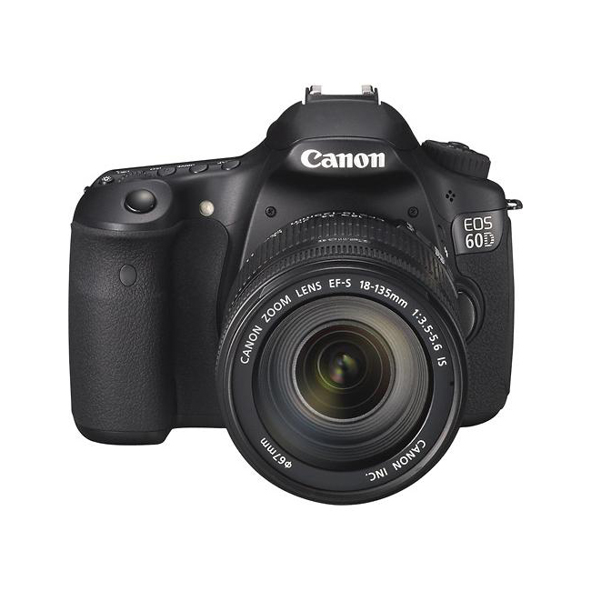 canon eos 60d ef s 18 55 is kit 16 Canon EOS 60D EF 18 135