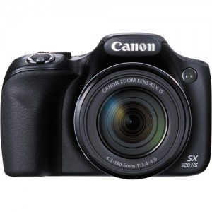 Canon PowerShot SX520