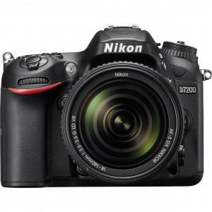 Nikon D7200 KIT 18-140mm