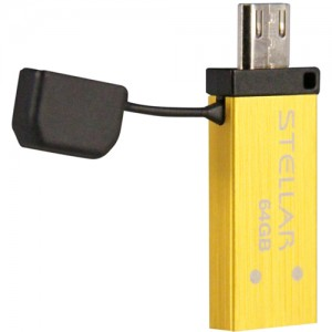 Stellar 64GB USB/OTG 3.0 Flash Drive