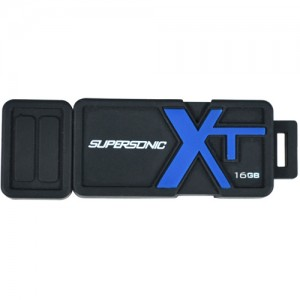 Patriot Supersonic Boost XT 16GB USB 3.0/OTG Flash Drive
