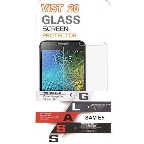 Glass Screen Protector for SAMSUNG E5